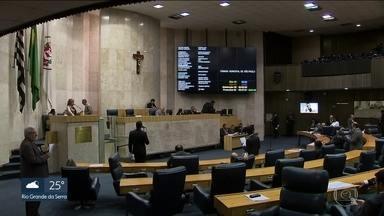 SP2 acompanha trabalho do legislativo e faz balanço do ano - Na Câmara ainda estão previstas discussões de projetos como o parcelamento de multas.