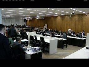 Vereadores fazem a última reunião do ano na Câmara de Valadares - Mais de 20 ítens entraram na pauta.