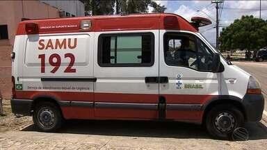 Sindicato dos Condutores de Ambulâncias denuncia que nem todas estão funcionando - Sindicato dos Condutores de Ambulâncias denuncia que nem todas estão funcionando.