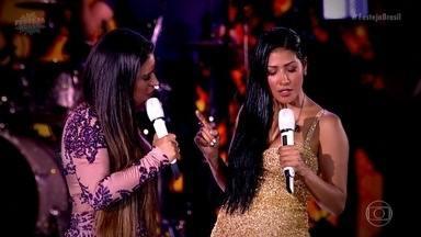 Festeja Brasil Simone E Simaria Prendem A Atenção Do Público Com