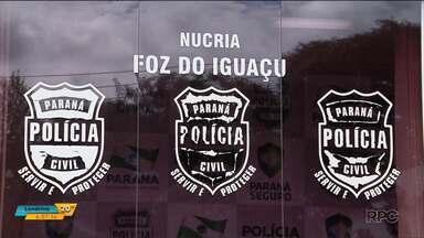 Homem é preso suspeito de abusar de criança de cinco anos - O crime foi em Foz do Iguaçu.