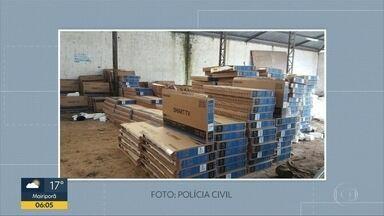 Quadrilha rouba carga de televisores na Grande SP - Carga é avaliada em R$ 1 milhão.