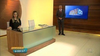 Veja o que é destaque no Bom Dia Goiás desta sexta-feira (22) - Entre os principais assuntos está um acidente que deixou um morto e um ferido no Setor Itatiaia.