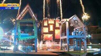 Reencontros de Natal emociona e surpreende pela superprodução no Natal Luz de Gramado - Espetáculo, que estreou dia 28 de outubro, tem atraído seis mil pessoas por apresentação.