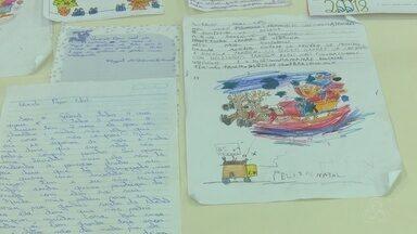 Em Cacoal, parceria entre correio e setor atacadista ajuda crianças no natal - Cacoal.