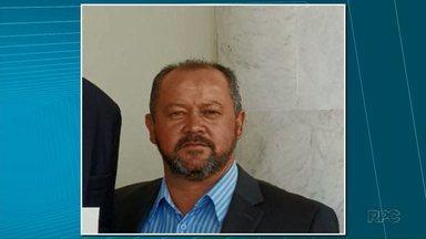 Prefeito de Japira morre em acidente na BR 153 - A enteada do prefeito também morreu no acidente