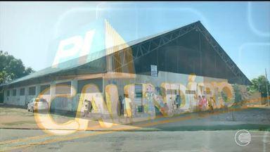 Moradores cobram reforma de ginásio na Zona norte de Teresina - Moradores cobram reforma de ginásio na Zona norte de Teresina