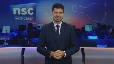 Confira os destaques do NSC Notícias desta terça-feira (26) - Confira os destaques do NSC Notícias desta terça-feira (26)