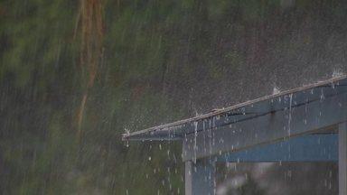 DF tem alerta de tempestade nesta terça-feira (26) - DF tem alerta de tempestade nesta terça-feira (26).