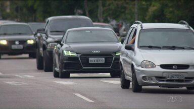 Motoristas já estão recebendo boletos do IPVA - Para ter o desconto é preciso pagar à vista.
