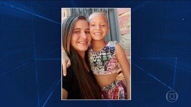 Policiais dispararam contra carro e matam menina de 9 anos em Teresina - O pai e a mãe da menina ficaram feridos. PMs disseram que procuravam bandidos que estavam em um carro semelhante ao da família.