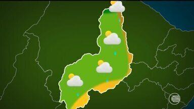 Veja a previsão do tempo desta quarta-feira para todo o Piauí - Veja a previsão do tempo desta quarta-feira para todo o Piauí