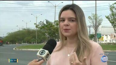 Detran-PI promove ações de fiscalização e educação no trânsito no Litoral do Piauí - Detran-PI promove ações de fiscalização e educação no trânsito no Litoral do Piauí