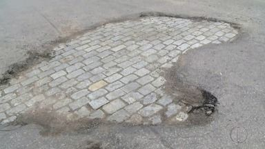Segundo Prefeitura de Petrópolis, RJ, vias da cidade terá reparos na próxima semana - Assista a seguir.