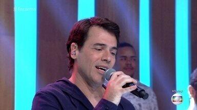 Claudio Lins canta 'Oceano' - Ator lança trabalho com arranjos para músicas clássicas da MBP