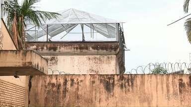 Presos fogem da cadeia de Cambé - Foi a terceira fuga no ano. Dois presos que não conseguiram escapar ficaram feridos