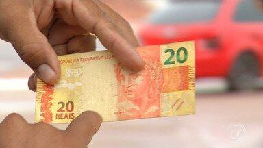 Notas falsas estão circulando em Santarém; veja como reconhecer - São principalmente notas de R$ 20. Saiba o que fazer ao se deparar com uma cédula falsa.