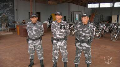 Militares do GTO de Santarém participam de capacitação em Belém, no Pará - Os militares fizeram o curso de 'Operações de Choque' na capital. Dos nove militares, apenas três concluíram o curso que exige aptidão física e psicológica do aluno.