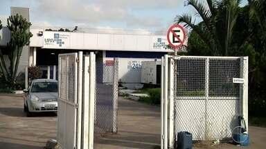 Funcionários da UPA de Campos, RJ, atendem apenas casos de emergência - Assista a seguir.
