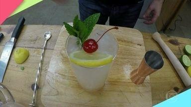 Drink a base de gengibre é dica para a noite de Réveillon - Veja como fazer e aproveite