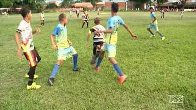 """São Luís sedia campeonato de futebol Sub 13 - Jogador """"Neymarzinho"""" foi um dos destaques do ano de 2017."""