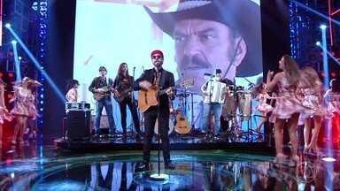 Nando Cordel canta 'Isso Aqui Tá Bom Demais' - Confira o sucesso!