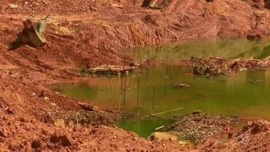 População do distrito de Lourenço sente o impacto após o fechamento do garimpo na região - O garimpo é responsável pela movimentação da economia local.
