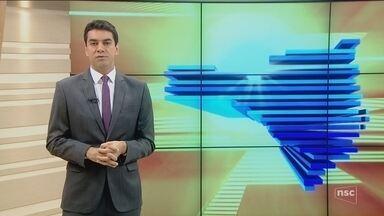 Homem é morto a tiros na Vila União, em Florianópolis - Homem é morto a tiros na Vila União, em Florianópolis