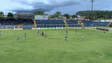 Bahia vence São Bento na Copa São Paulo Futebol Junior em Guaratinguetá - Em Guaratinguetá, o São Bento perdeu de 1 X 0 para o Bahia, na Copa São Paulo de Futebol Junior. Já o Desportivo Brasil, o Elosport e o Ituano começam o campeonato com vitória.