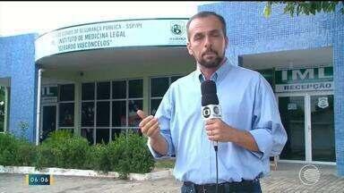 Sindicato denuncia condições precárias do IML de Teresina - Sindicato denuncia condições precárias do IML de Teresina