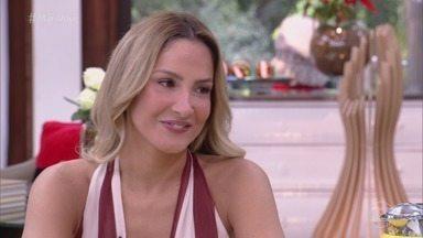 Mais Você - Programa de quinta-feira, 04/01/2018, na íntegra - Ana Maria Braga recebe a cantora Claudia Leitte para um café da manhã animado na Casa de Cristal