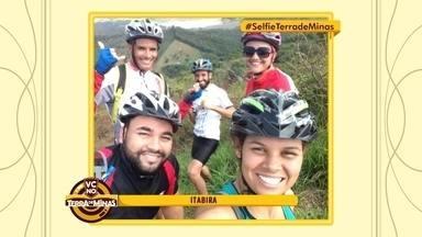 Reprise: Veja selfies de telespectadores do Terra de Minas - Fotos mostram belas paisagens de Minas.