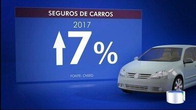 Corretores de carros em Taubaté têm aumento na procura - Aumento foi de 10% em relação a 2016.