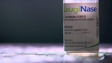 Com recursos próprios, Boldrini começa a receber medicamento alemão para tratar leucemia - Hospital confirmou recebimento de 18 frascos nesta sexta-feira (5), e espera outros 165 na próxima semana. Sem entrega do governo, importação foi realizada em dezembro de 2017.