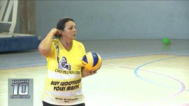 Vôlei master cresce em São Luís - Já houve participações em duas copas. Praticantes reforçam a paixão pela modalidade com muito bom humor.
