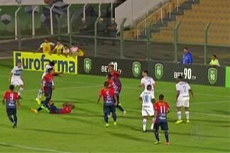 Trindade de Goiás consegue empate com Grêmio na Copa São Paulo de Futebol Júnior - O empate foi graças à falta de pontaria dos gaúchos.