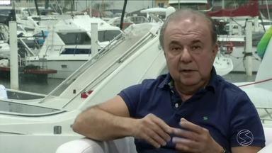 RJTV entrevista prefeito de Angra dos Reis - parte 2 - No aniversário de 516 anos da cidade, Fernando Jordão fala sobre problemas e soluções para Angra.
