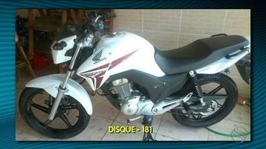Criminosos invadem casa e furtam moto no Bairro Bugio em Aracaju - Criminosos invadem casa e furtam moto no Bairro Bugio em Aracaju.