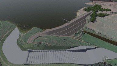 Início de obra em barragens de Pedreira e Amparo tem nova data - Anúncio foi feito pelo Governador Geraldo Alckmin que esteve na região.