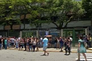 Estudantes do Alto Tietê fazem provas da segunda fase da Fuvest - Segunda fase de um dos vestibulares mais concorridos do Brasil começa neste domingo (7) e vai até terça-feira (9).