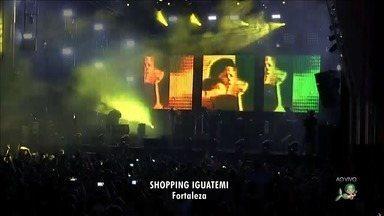 Festival I'Music tem shows de Paralamas do Sucesso, Frejat e Jota Quest no Iguatemi - Shows são realizados no estacionamento do Iguatemi.