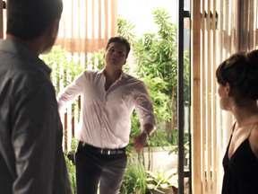 Gael se irrita quando Clara o ofende - Patrick defende sua cliente
