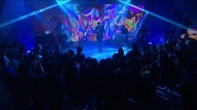 Luan Santana canta Dia, lugar e hora - Luan Santana canta Dia, lugar e hora