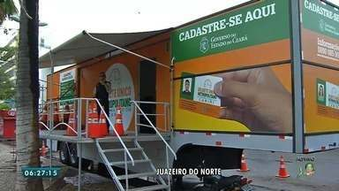 Bilhete Único chega na região do Cariri - Saiba mais em g1.com.br/ce