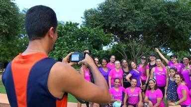 Conheça o grupo de corrida 'Diva' formando por mulheres de Palmas - Conheça o grupo de corrida 'Diva' formando por mulheres de Palmas