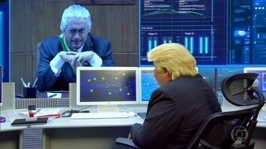 Kim Jong-un e Trump vs. Brasil - Parceria inusitada