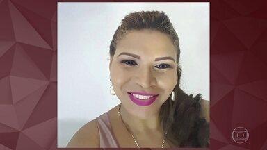 Grávida de 8 meses é baleada em tentativa de assalto no RJ - É muito grave o estado de saúde do bebê e da mãe, baleada na cabeça, no sábado (13), em Belford Roxo, na Baixada Fluminense. Michelle estava grávida de 8 meses quando sofreu uma tentativa de assalto.