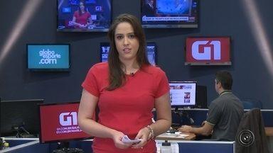 Confira os destaques do G1 na região de Bauru e Marília - Ana Carolina Levorato traz as últimas notícias do G1 de Bauru e região.