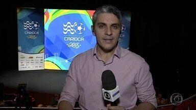 Cerimônia de abertura do Carioca conta com a participação de Pelé e anuncia mudanças - Cerimônia de abertura do Carioca conta com a participação de Pelé e anuncia mudanças