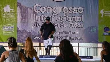 Congresso de Educação Física movimenta Fronteira - Mais de 1.500 profissionais estão na cidade.